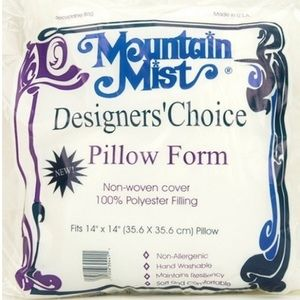 NEW 2 Pillow Forms 14x14